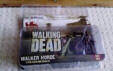The Walking Dead - First Wave 14 pc Walker Horde Set/figures, Gentle Giant *NEW*
