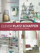 Clever Platz schaffen + Kreative Ideen für die ganze Wohnung + Ordnung halten