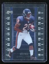 2007 Trilogy Rookie #144 Garrett Wolfe Rc (Chicago Bears) #'d 356/399