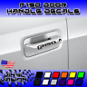 4x F-150 Door Handle Decal Sticker Ford XL XLT Lariat King Ranch Raptor Platinum