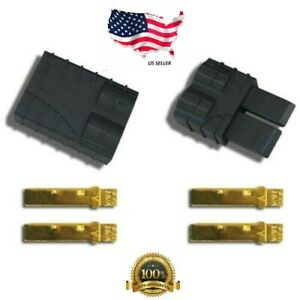 Traxxas 3060 TRA3060 Male/Female Tra Connector Plug Only