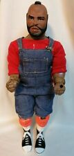 """The A-Team - Vintage 1983 12"""" Mr. T Real Life Superhero Figure Cannell Rocky 3"""
