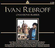 Russian Songs von Ivan Rebroff   CD   Zustand sehr gut