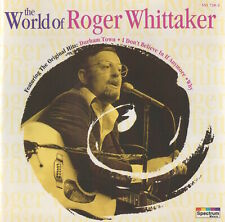 THE WORLD OF ROGER WHITTAKER - CD