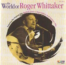 THE WORLD OF ROGER WHITTAKER - CD