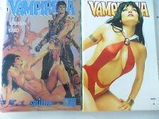 10  x Comic -Vampirella - Sammlung - verschiedene Serien - Z.1