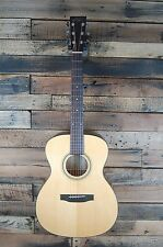 Recording King RO-310 Solid Adirondack Top 000 Acoustic Guitar BLEM #B1211