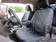 Toyota FJ Cruiser Coverking Cordura Ballistic Custom Fit Front Seat Covers