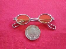Vintage miniature spectacles