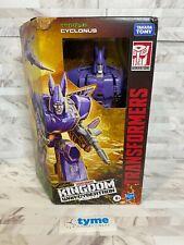 Transformers Generations War for Cybertron: Kingdom Voyager Cyclonus