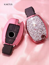 PC Crystal Mercedes Benz A C E G S Class Remote key chain cover case shell AMG