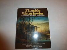 Fireside Waterfowler David Wesley & William Leitch, HBDJ 1987 B82