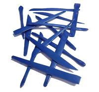 Major Brushes 14 x Assorted Plastic Clay / Plasticine Modelling Sculpting Tools