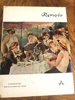 Renoir Text By Walter Pach