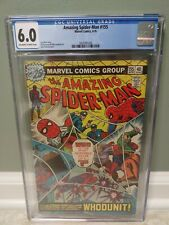 Amazing Spider-Man #155 CGC 6.0 (Marvel 1976)  John Romita / 1st Leoroy Tallan