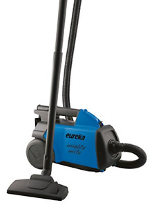 Eureka Mighty Mite Bagged Canister Vacuum Cleaner 3670H w/ 2bags 3670h-blue