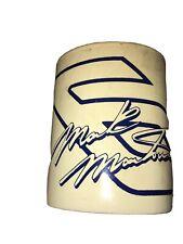 1993 Valvoline Licensed Mark Martin Vinyl Koolie White