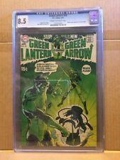GREEN LANTERN # 76 CGC 8.5