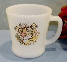 Fire King Esso Tony the Tiger Coffee Cup or Mug