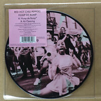 "RED HOT CHILI PEPPERS - Hump de Bump ***7""-Vinyl***NEW***Pict Disc***"