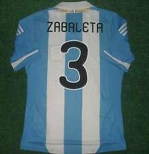 Zabaleta Argentina Copa America 2011 Match Unworn Shirt