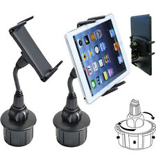 "VIBRATION FREE Car Cup Holder Mount for Apple iPad Mini Google Nexus 7"" Tablet"