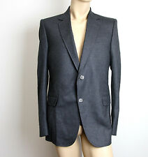 New Authentic GUCCI Mens Wool Coat Jacket Blazer 54R/US 44R 2 button