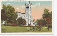 Soldiers' Home. Washington DC.  Vintage Postcard.