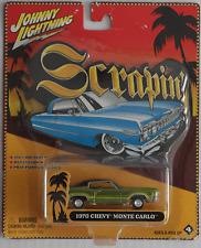 Johnny Lightning - ´70 / 1970 Chevy Monte Carlo Custom grün Neu/OVP
