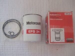 NEW MOTORCRAFT EFG24 Like MANN P945X Diesel Fuel Filter For FORD LDV PEUGEOT