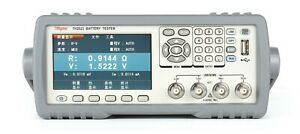 Tonghui TH2523A AC Low Resistance Tester 30mΩ-3000Ω 20ms Test Time