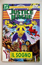 JUSTICE LEAGUE lega della giustizia N° 18 SETTEMBRE 1991 PLAY PRESS DC