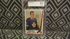 1969 Topps Ron Ellis Toronto Maple Leaf #46 Hockey Card