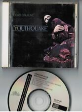 DEAD OR ALIVE Youthquake JAPAN CD 32.8P-80 w/PS BOOKLET 1985 issue