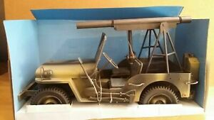 1/6 Soldier Of The World Jeep Lance-Roquettes SOTW - Dragon Willys
