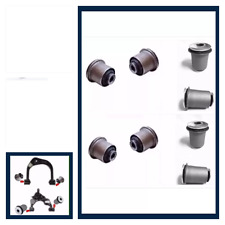 FRONT LOWER &UPPER CONTROL ARM BUSHING FOR TOYOTA SEQUOIA TUNDRA 2 SIDE PAIR NEW