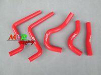 silicone radiator hose for Honda CR125 CR125R CR 125R 2003 2004 03 04 RED