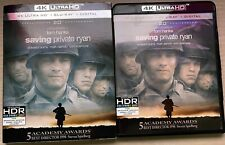 Saving Private Ryan 4K Blu Ray Only (Read The Description!)