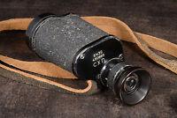 WW2 WWII GERMAN E. BUSCH cxn 6X30 DIENSTGLAS MONOCULAR MONOKULAR GRATICULE STRAP