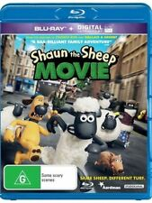 Shaun The Sheep Movie (Blu-ray, 2015)