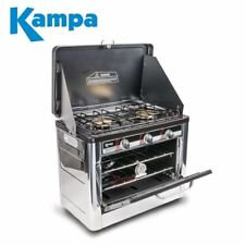 Camping-Ofen Gas Heater Gas with Kocherfunktion Alps Camping 4 Cartridges