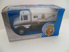 CAMION UNIMOG MERCEDES POLICE ESPAGNOL : NEUF