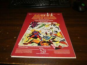 TSR: Marvel MH1 - The Breeder Bombs - X-men