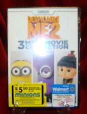 DVD - Despicable Me 2: 3 Mini-Movie Collection (Shorts / 2014)