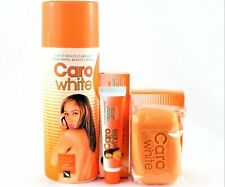 Caro White Lightening Beauty Cream Set - 300ml lotion 7oz soap 30ml tube cream