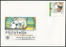 BUND - USo 42 - Philatelia Leipzig 2002 - Fußballweltmeister - postfrisch