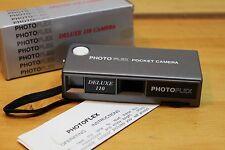 Photo Flex Deluxe 110 Pocket Film Camera