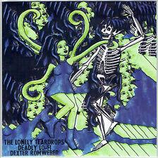 """LONELY TEARDROPS, DEADLY LO-FI & DEX ROMWEBER 'Muchacho 7"""" Blue vinyl benny joy"""