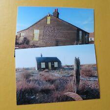 PHOTOGRAPH, DEREK JARMAN'S HOUSE & WALL POEM, DUNGENESS, KENT, TAKEN 2014