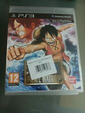ONE PIECE PIRATE WARRIORS PS3  SIGILLATO EDIZONE ITALIANA